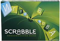 Настольная игра Mattel Scrabble классический / 260941 -