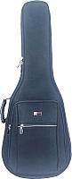 Чехол для гитары Crossrock CRDG105EBK -