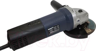 Угловая шлифовальная машина Watt WWS-1100 (4.011.125.10)