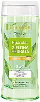 Гидролат для лица Bielenda Зеленый чай 3 в 1 (200мл) -