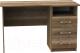 Письменный стол Лида-Stan СВ01-022 (дуб каньон) -
