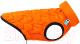 Куртка для животных AiryVest UNI 2518 (XS, оранжевый/черный) -