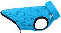 Куртка для животных AiryVest UNI 2517 (XS, голубой/черный) -