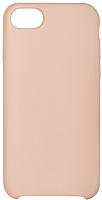 Чехол-накладка Volare Rosso Soft Suede для iPhone 7 / 8 (бежевый) -