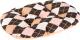 Матрас для животных Ferplast Relax 55/4 / 82055077 (розовый ромб) -