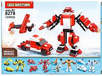 Конструктор Lele Brother 8278 -