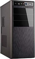 Корпус для компьютера D-computer 881B (черный) -