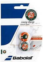 Виброгаситель для теннисной ракетки Babolat Loony Damp Rg X2 / 700036-134 (2шт, разноцветные) -