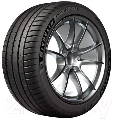 Летняя шина Michelin Pilot Sport 4S 265/40R22 106Y летняя шина michelin pilot sport 4 s 275 40 r20 106y