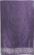 Полотенце Aquarelle Толедо 50x90 (баклажан) -