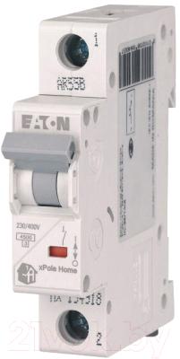 Выключатель автоматический Eaton HL-C16/1 1P 16A C 4.5кA 1M / 194731