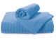 Полотенце Aquarelle Волна 50x90 (спокойный синий) -