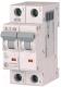 Выключатель автоматический Eaton HL-C50/2 2P 50A C 4.5кA 2M / 194776 -
