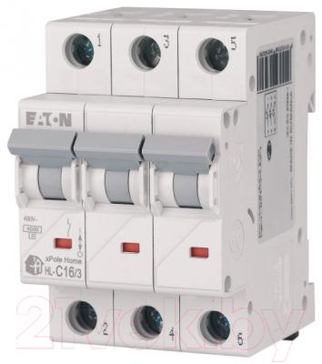 Выключатель автоматический Eaton HL-C32/3 3P 32A C 4.5кA 3M / 194794