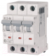 Выключатель автоматический Eaton HL-B40/3 3P 40A B 4.5кA 3M / 194785 -