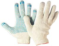 Перчатки защитные Lihtar ПВХ-точка 7.5 класс -