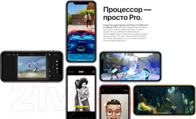 Смартфон Apple iPhone 11 64GB (PRODUCT)RED / MHDD3