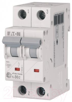 Выключатель автоматический Eaton HL-B40/2 2P 40A B 4.5кA 2M / 194765