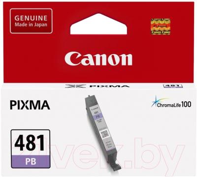 Картридж Canon CLI-481PB (2102C001)