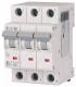 Выключатель автоматический Eaton HL-B16/3 3P 10A B 4.5кA 3M / 194781 -