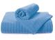 Полотенце Aquarelle Волна 70x140 (спокойно-синий) -