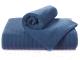 Полотенце Aquarelle Волна 70x140 (темно-синий) -