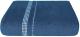 Полотенце Aquarelle Лето 70x140 (темно-синий) -