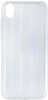 Чехол-накладка Volare Rosso Aura для Y5 2019 / Honor 8s (прозрачный) -