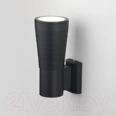 Бра уличное Elektrostandard 1503 Techno Led Tube Uno (черный)