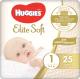 Подгузники детские Huggies Elite Soft 1 (25шт) -