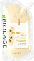 Маска для волос MATRIX Biolage SmoothProof Pack Deep Treatment (100мл) -