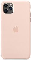 Чехол-накладка Apple Silicone Case для iPhone 11 Pro Max Pink Sand / MWYY2 -