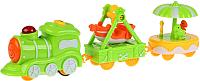 Железная дорога игрушечная Играем вместе 1805B265-R -