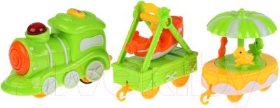 Железная дорога игрушечная Играем вместе 1805B265-R