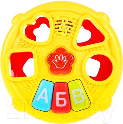 Развивающая игрушка Умка Барабан-сортер / ZY770290-R
