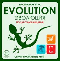 Настольная игра Правильные Игры Эволюция. Подарочное издание 13-01-04 -