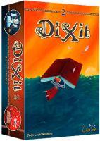 Настольная игра Asmodee Диксит 2 / Dixit 2 (дополнение) -