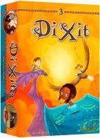 Настольная игра Asmodee Диксит 3. Путешествие / Dixit 3 (дополнение) -