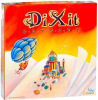 Настольная игра Asmodee Диксит Одиссея / Dixit Odyssey -