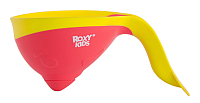 Ковшик для купания Roxy-Kids Flipper RBS-004-C с лейкой (коралловый) -