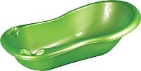Ванночка детская Эльфпласт Макси 085 (зеленый) -