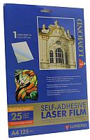 Пленка для печати Lomond A4, 56г/м2, 25л / 28100030 -