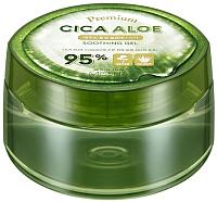 Гель для тела Missha Premium Cica Aloe Soothing успокаивающий (300мл) -