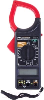 Клещи токоизмерительные PROconnect P266C
