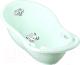 Ванночка детская Tega Лисенок / PB-LIS-005-105 (светло-зеленый) -