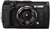 Компактный фотоаппарат Olympus TG-6 (черный) -
