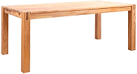 Обеденный стол Home4you Chicago / 84001 (натуральный) -