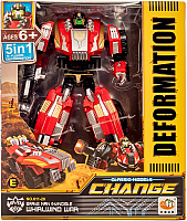Робот-трансформер Shide 611-20E -