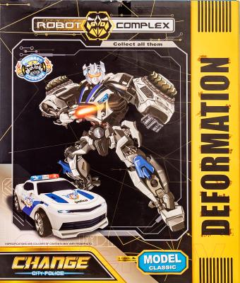 Робот-трансформер Shide 611-27