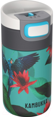 Термокружка Kambukka Etna Parrots / 11-01014 (300мл)